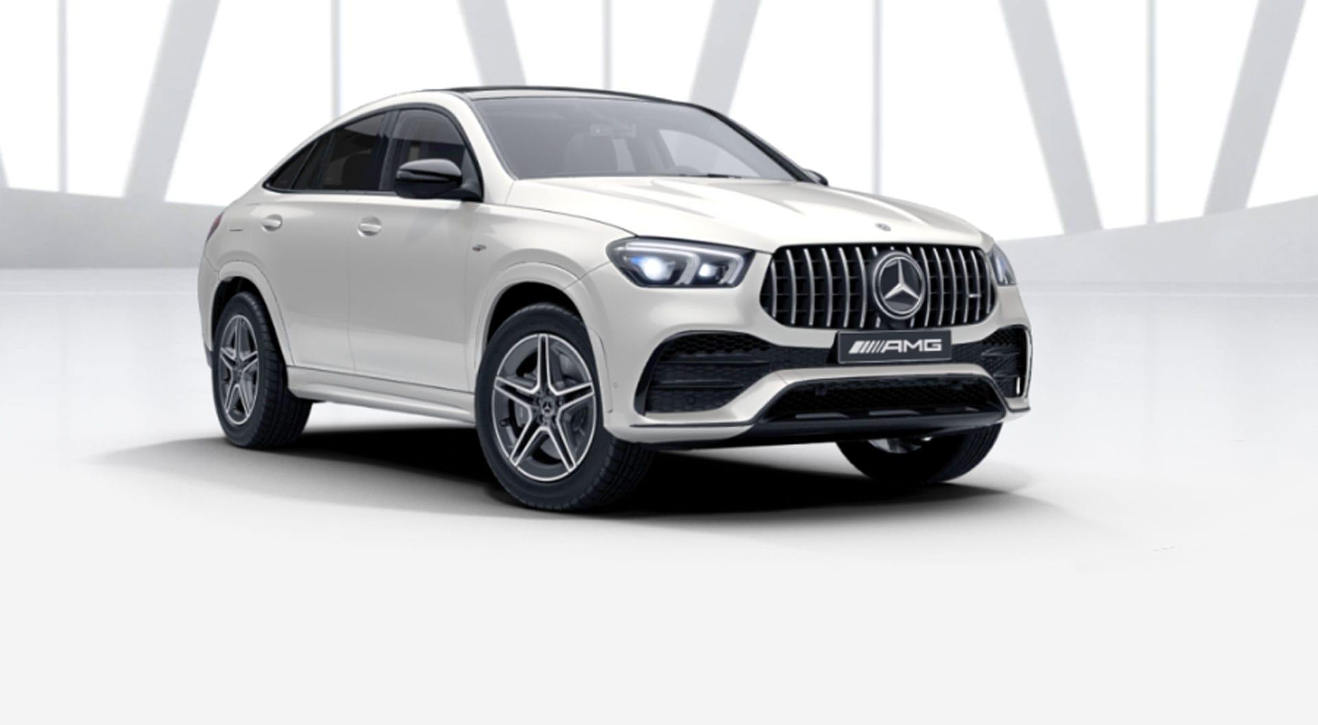 Mercedes-AMG GLE Coupe 0152600461