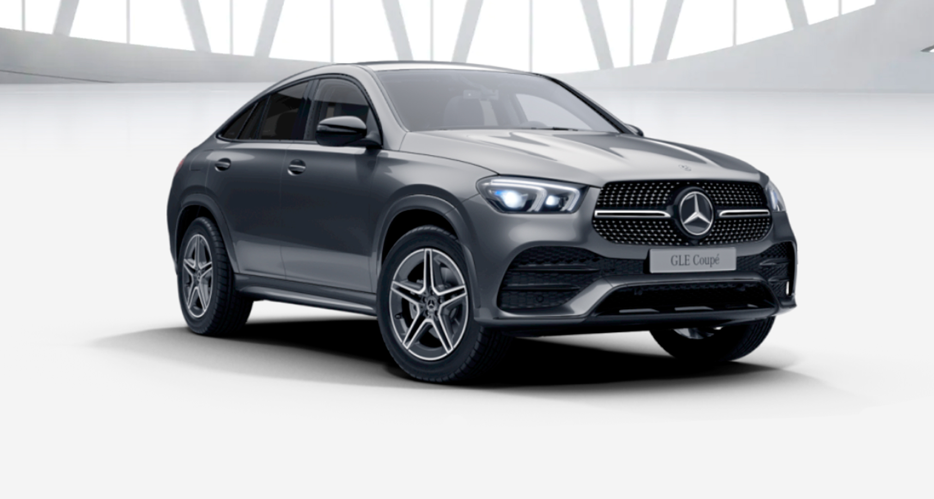 Mercedes-Benz GLE Coupe 0152600534 (Гибрид)