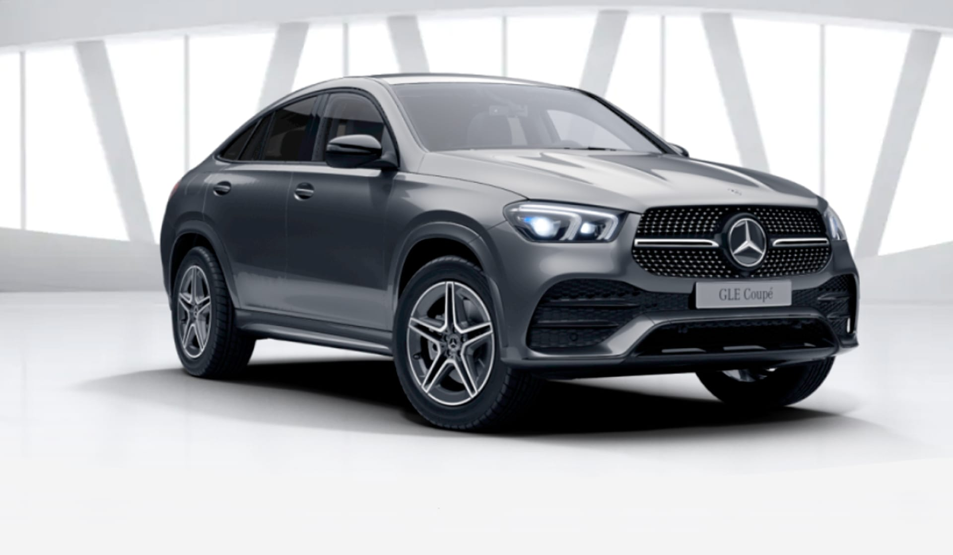 Mercedes-Benz GLE Coupe 0152600556 (Гибрид)