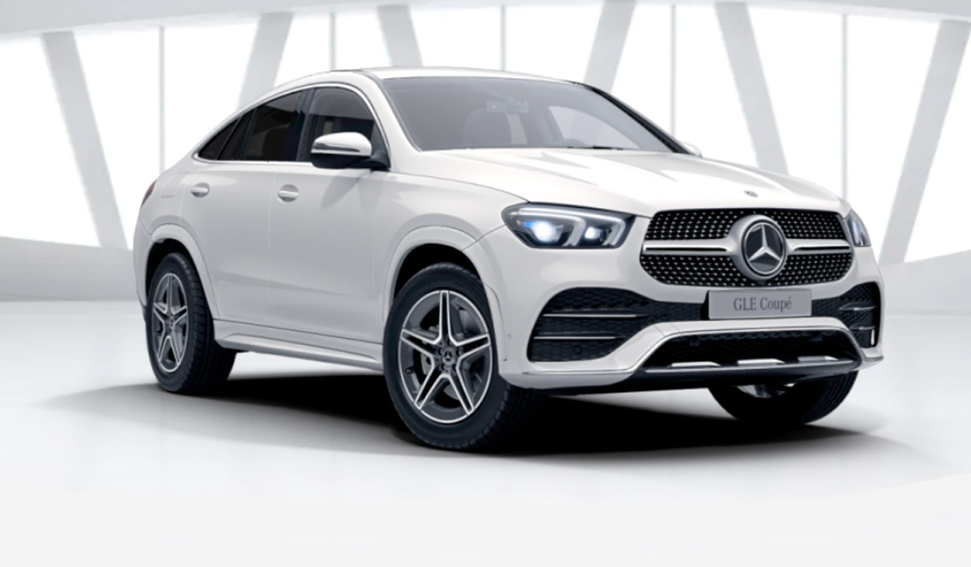 Mercedes-Benz GLE Coupe 0152600639 (Гибрид)
