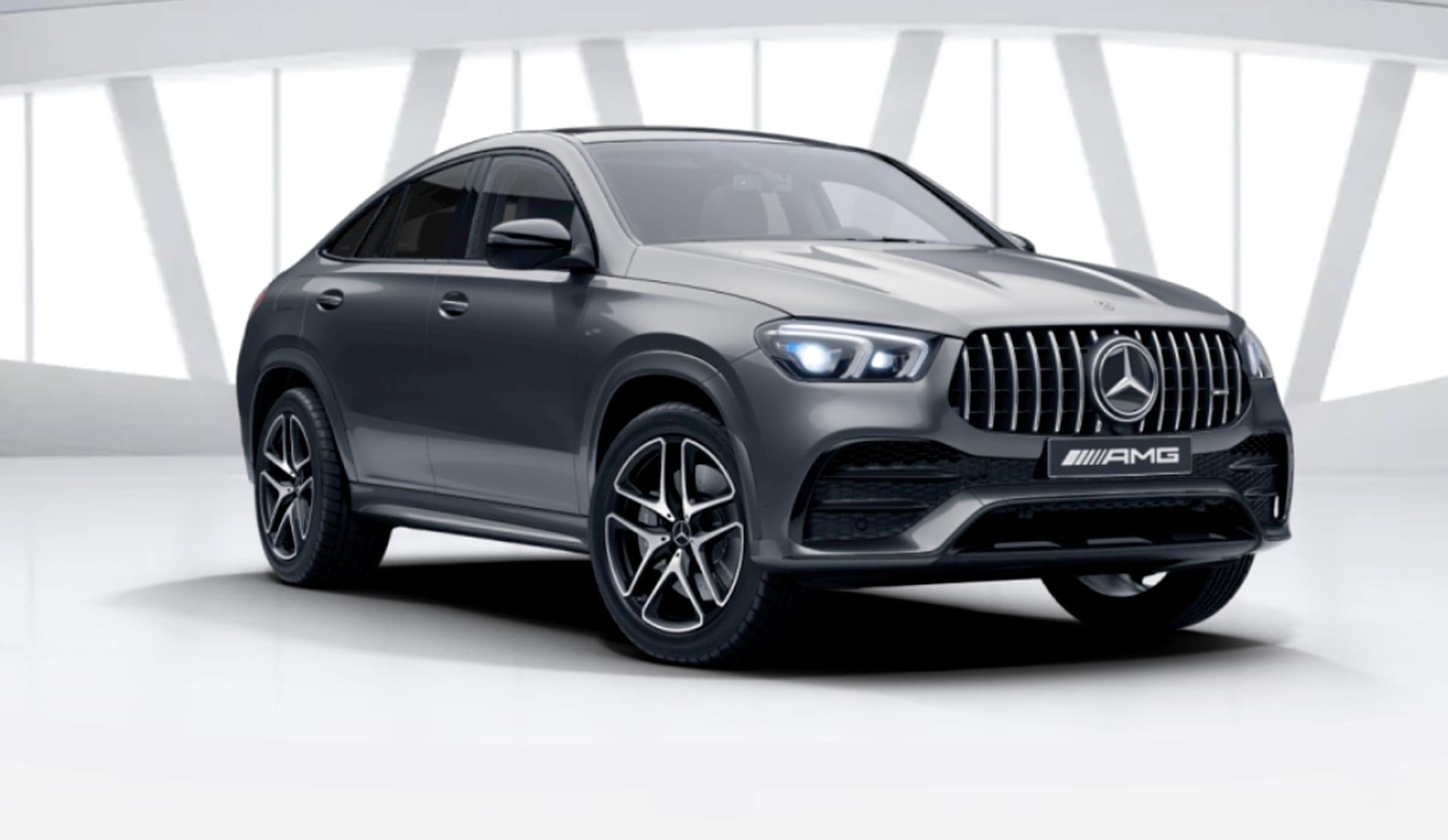 Mercedes-AMG GLE Coupe 0152600690