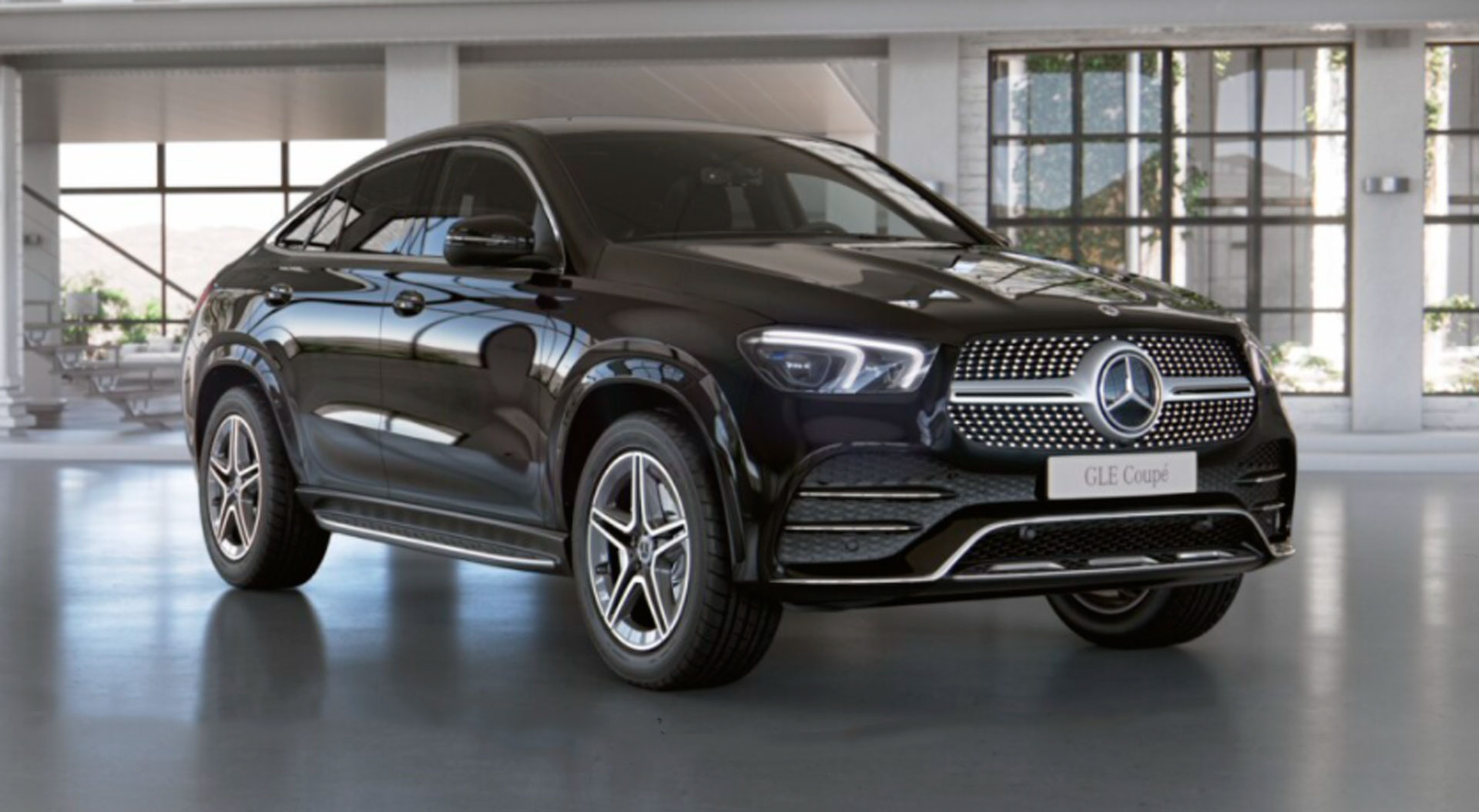 Mercedes-Benz GLE Coupe 0152607031