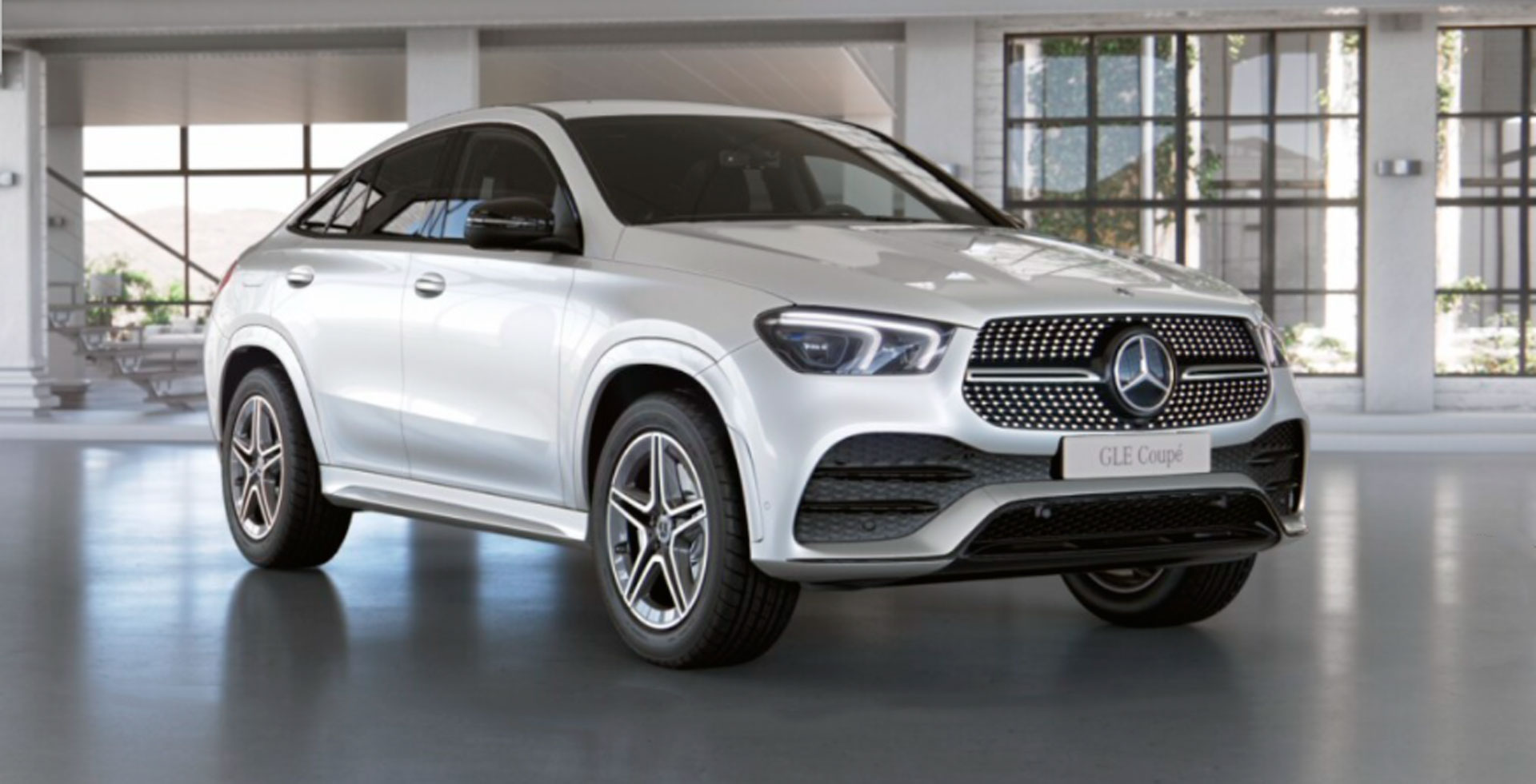 Mercedes-Benz GLE Coupe 0152615011