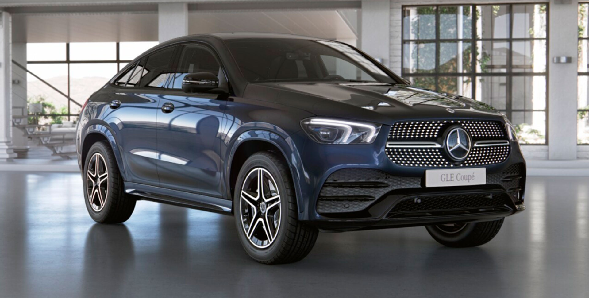 Mercedes-Benz GLE Coupe 0152615016