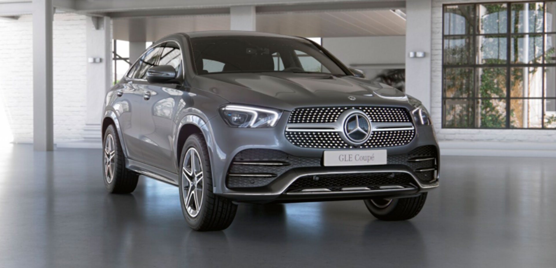 Mercedes-Benz GLE Coupe 0152632015