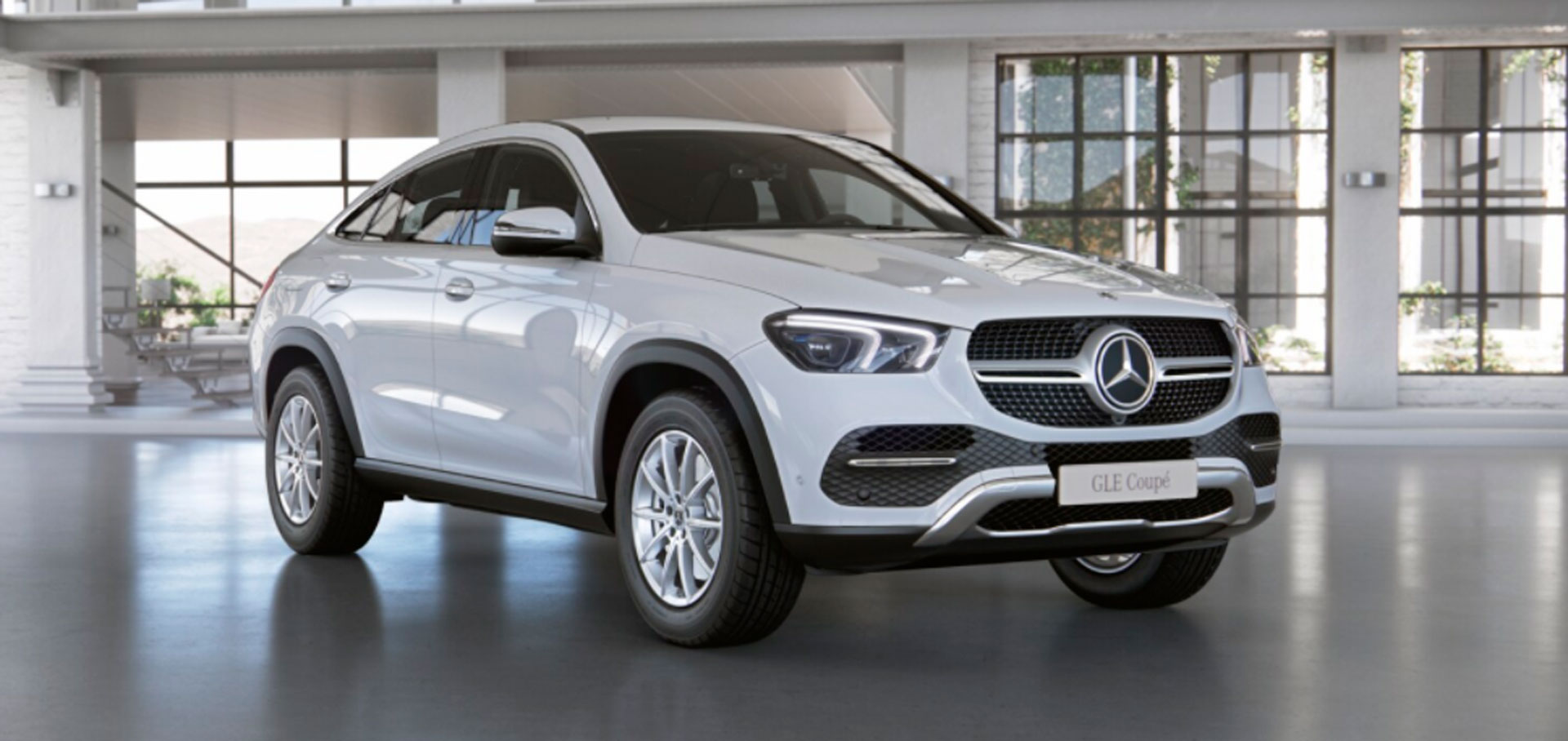 Mercedes-Benz GLE Coupe 0152632027