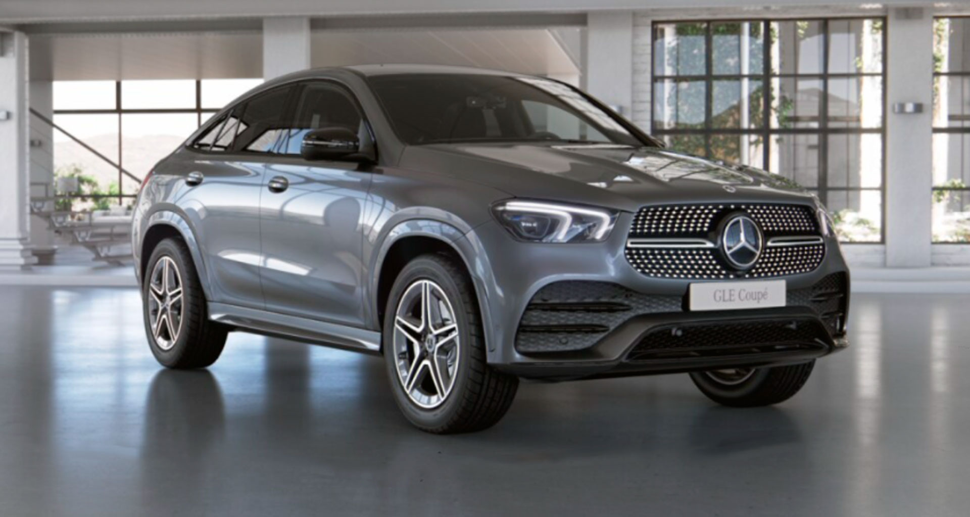 Mercedes-Benz GLE Coupe 0152680019
