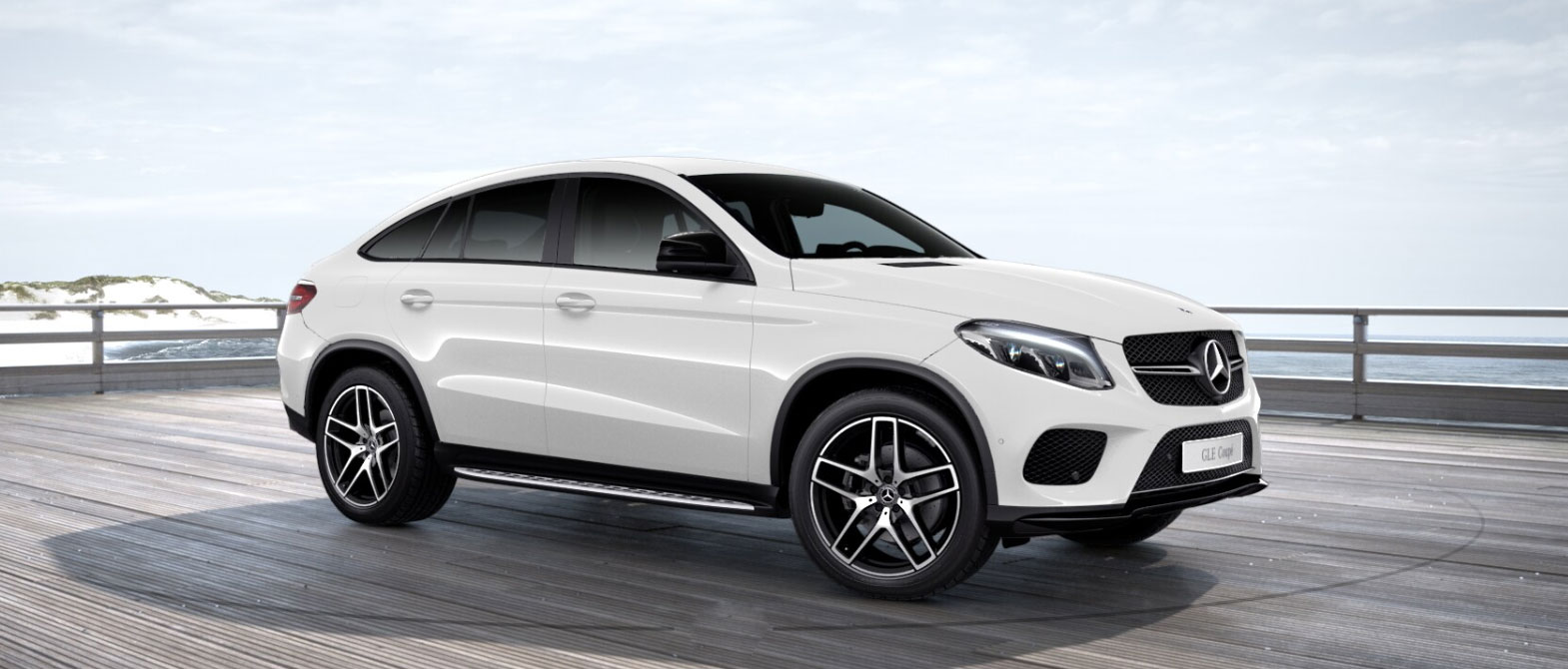 Mercedes-Benz GLE Coupe 0852600385