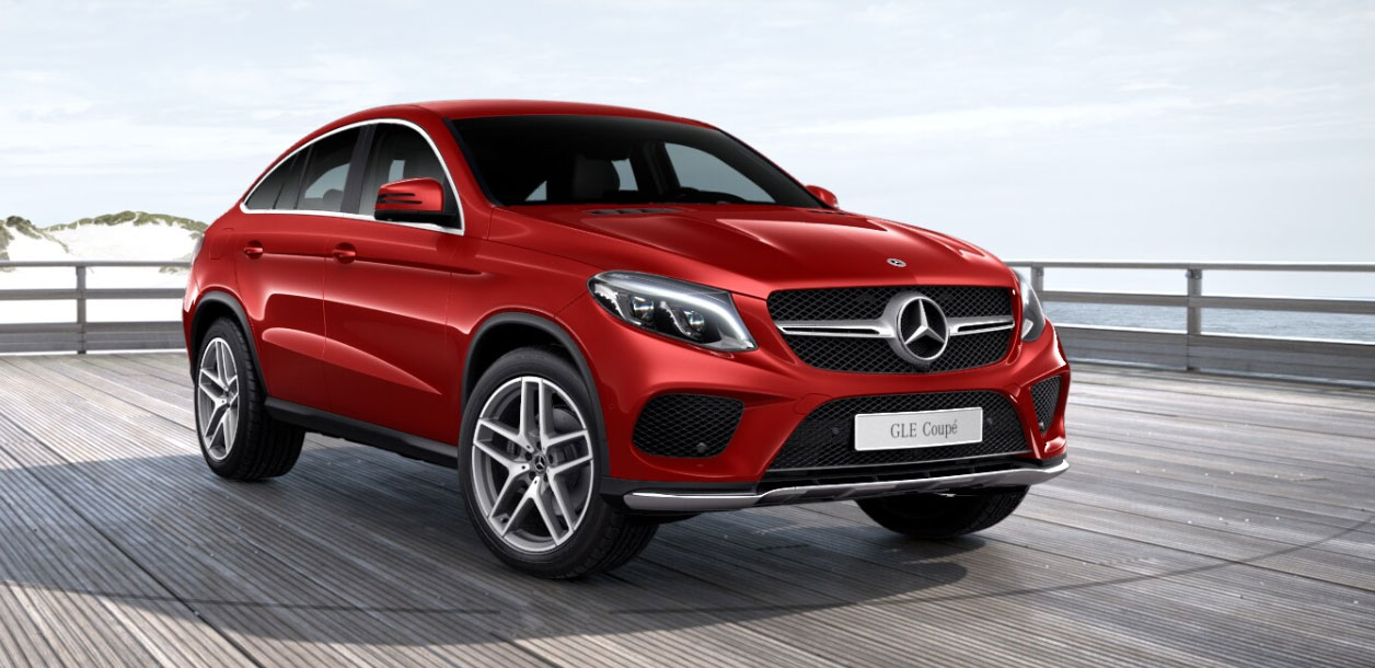 Mercedes-Benz GLE Coupe 0852611035