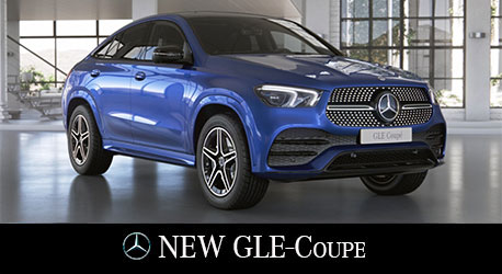Mercedes-Benz GLE Coupe 52601122