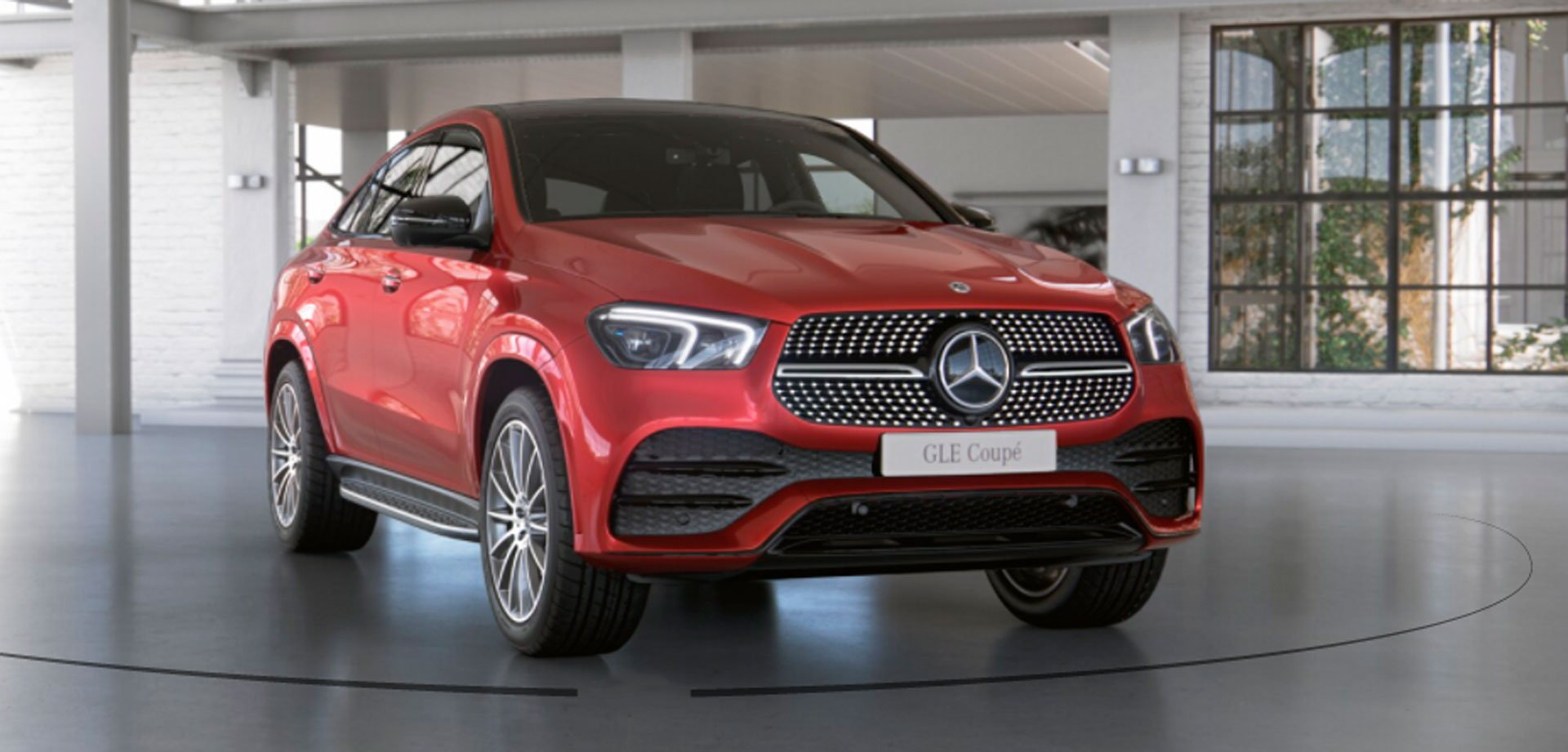 Mercedes-Benz GLE Coupe 52601253