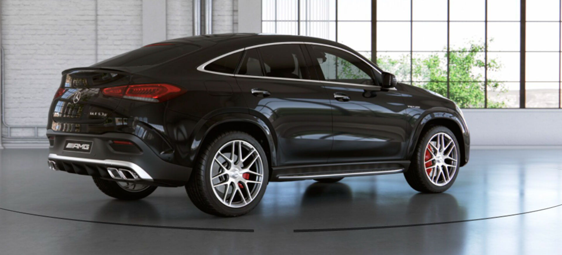 Mercedes-AMG GLE 53 4 matic+ Coupe фото 3