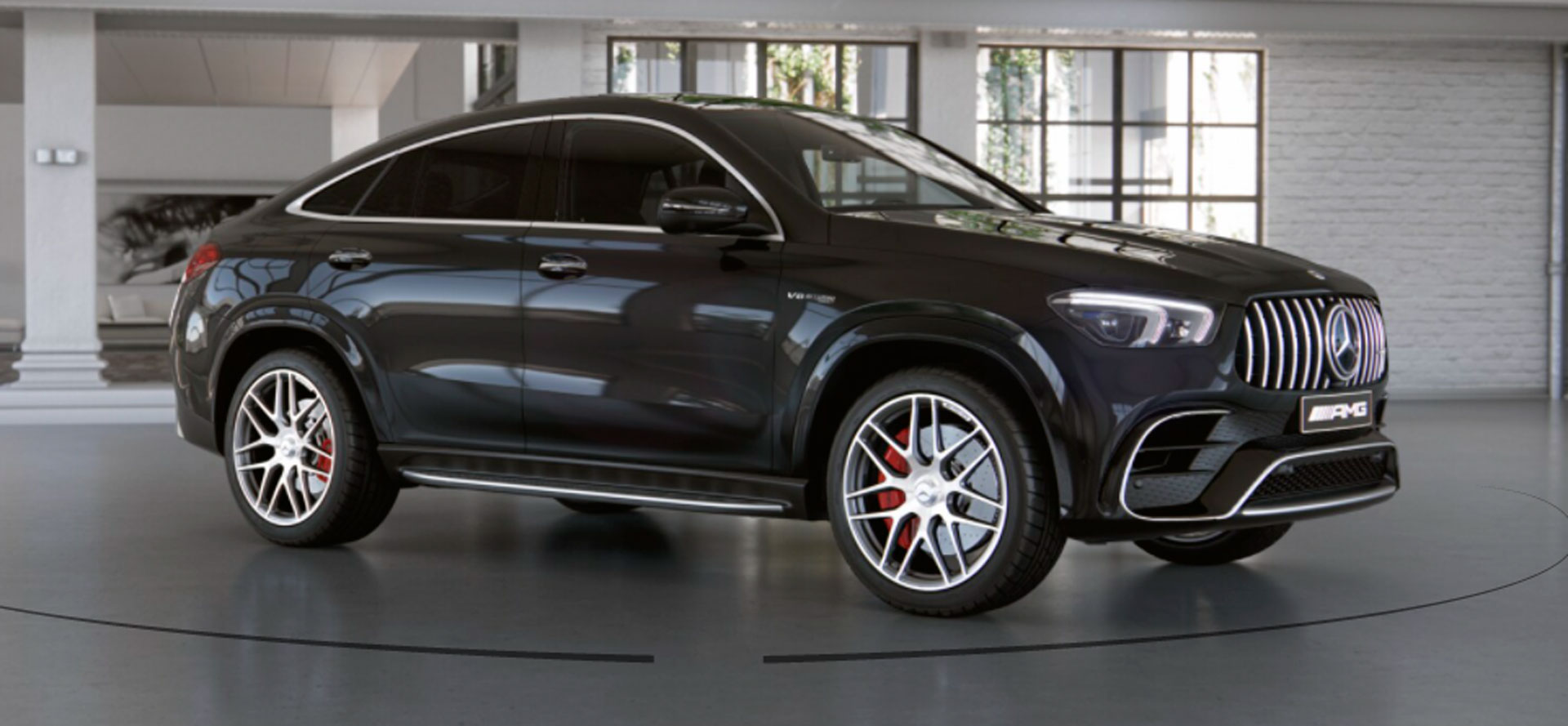 Mercedes-AMG GLE 53 4 matic+ Coupe фото 4