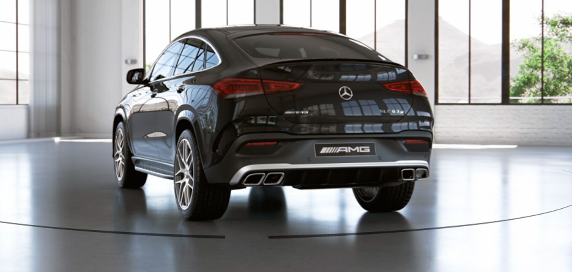 Mercedes-AMG GLE 53 4 matic+ Coupe фото 6