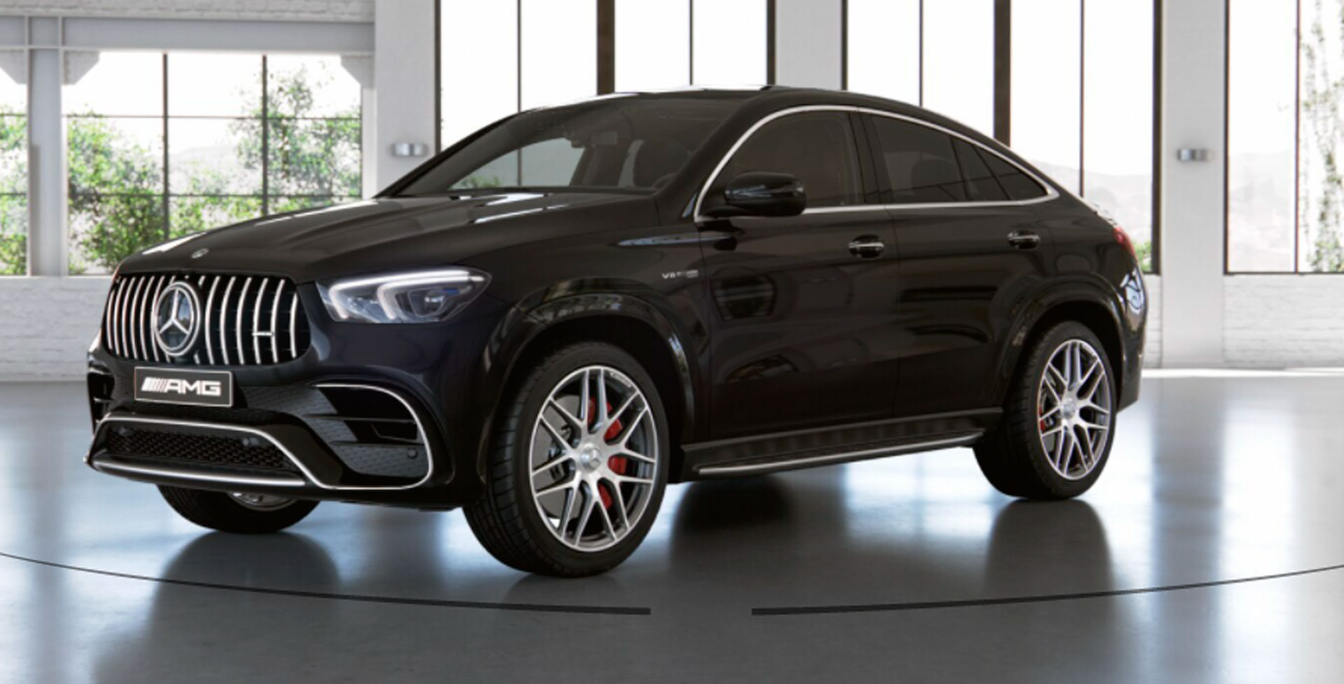 Mercedes-AMG GLE 53 4 matic+ Coupe фото 9