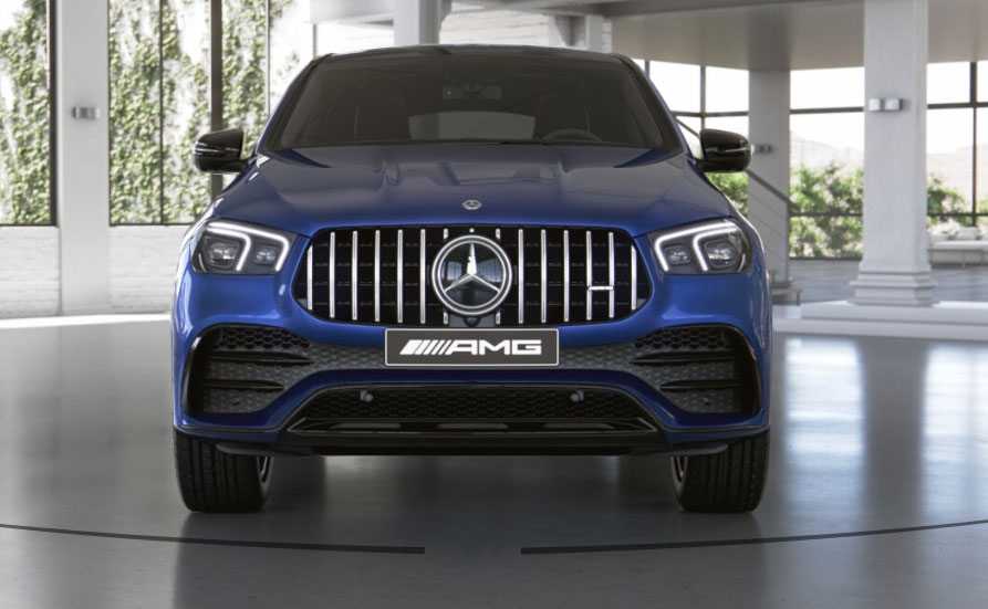 Mercedes-AMG GLE Coupe