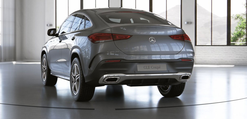 Mercedes-Benz GLE Coupe задні фари
