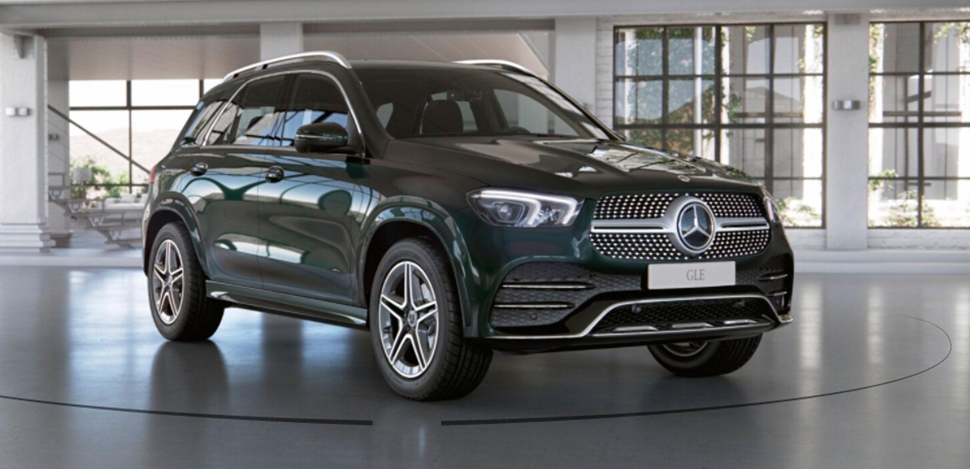 Mercedes-Benz GLE-Class 0152601201