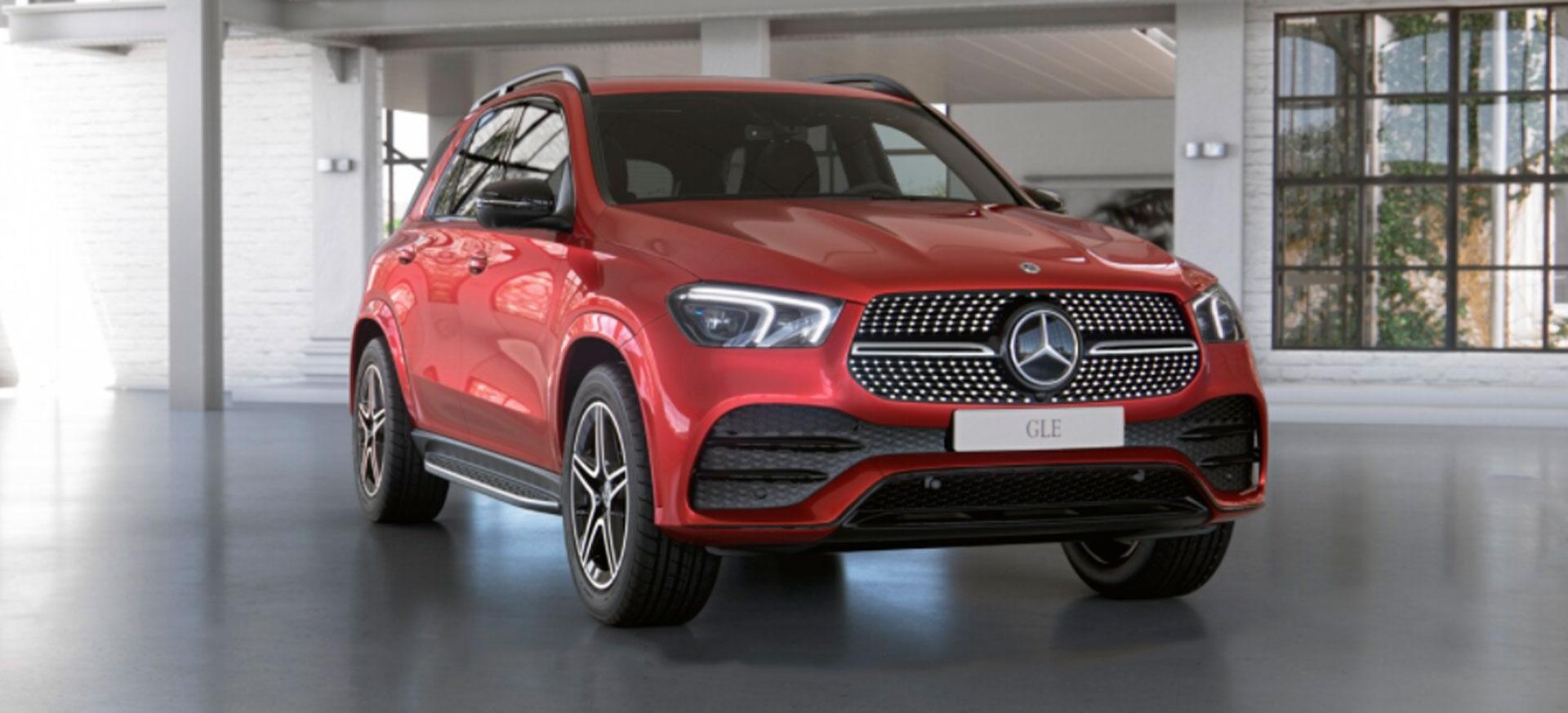 Mercedes-Benz GLE-Class 0152606127