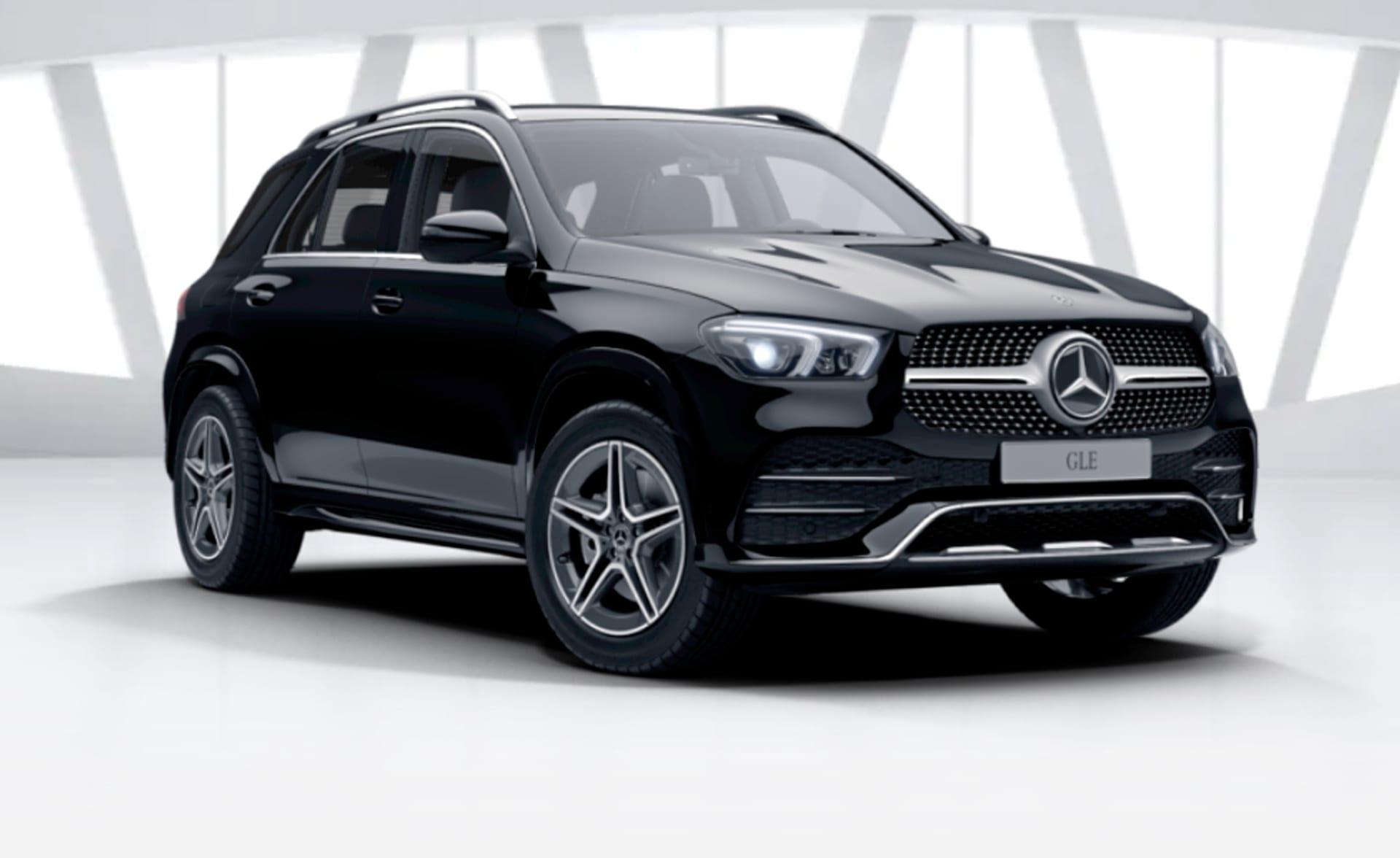 Mercedes-Benz GLE-Class 0152607081 (Гібрид)