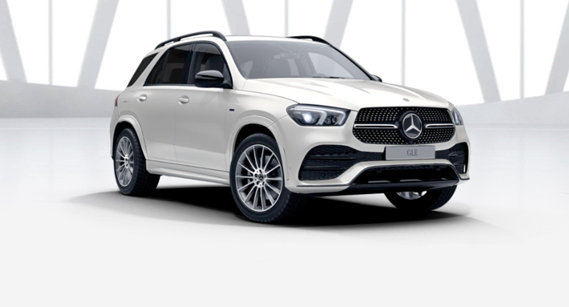 Mercedes-Benz GLE-Class 0152615029 (Гібрид)