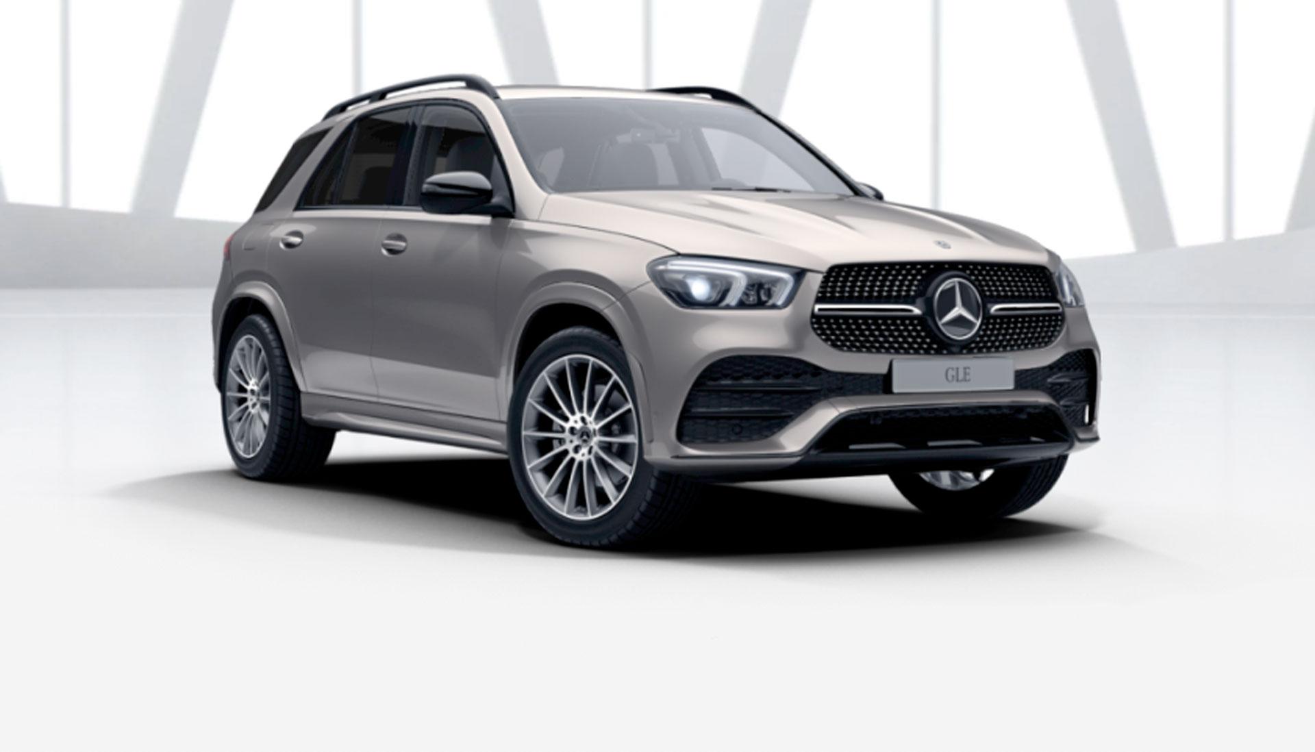 Mercedes-Benz GLE-Class 0152623196