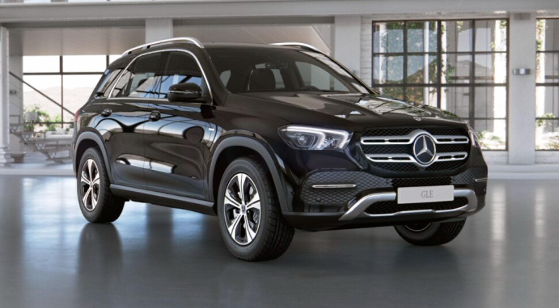 Mercedes-Benz GLE-Class 0152632011