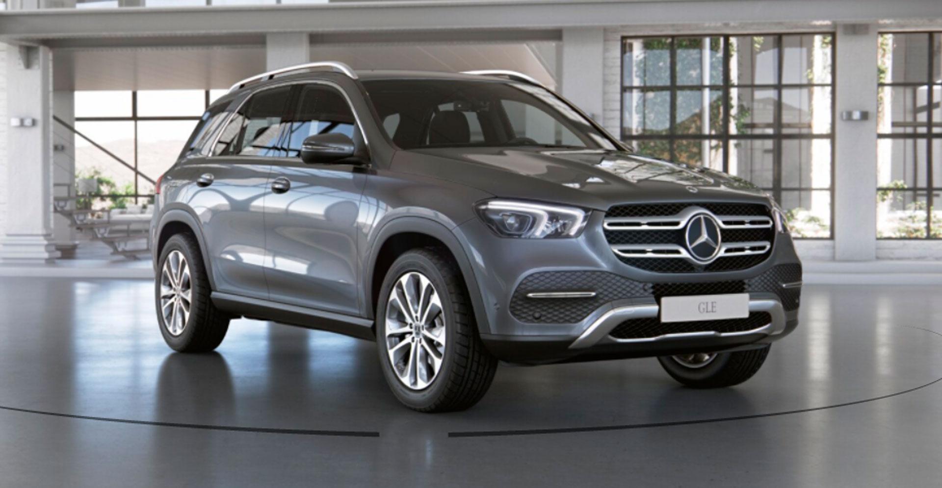 Mercedes-Benz GLE-Class 0152632025