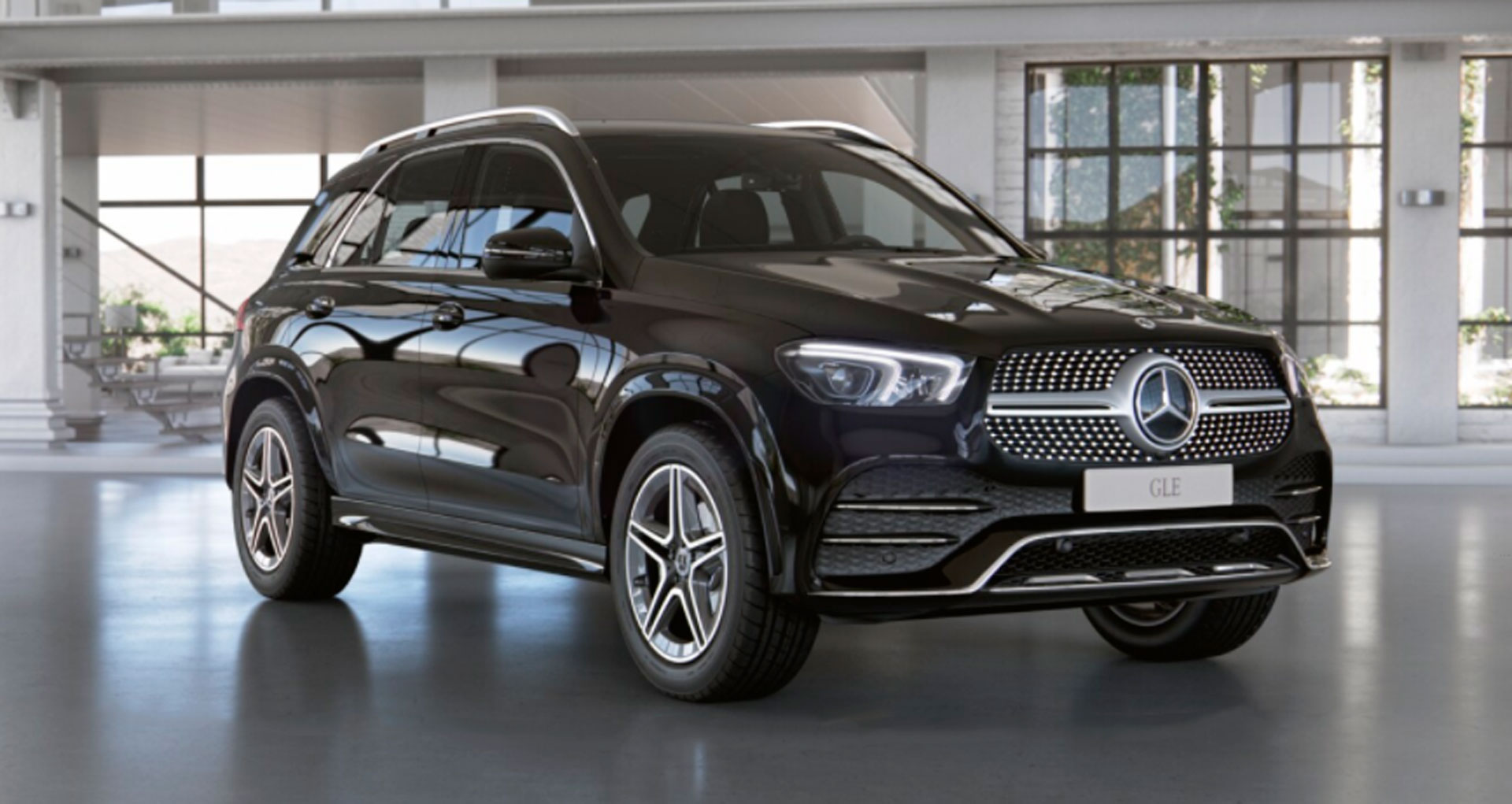 Mercedes-Benz GLE-Class 0152632041