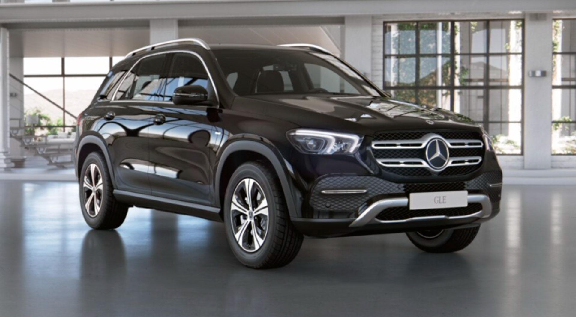 Mercedes-Benz GLE-Class 0152632071