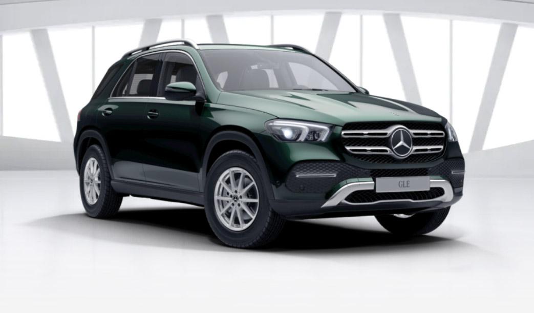 Mercedes-Benz GLE-Class 0152632102