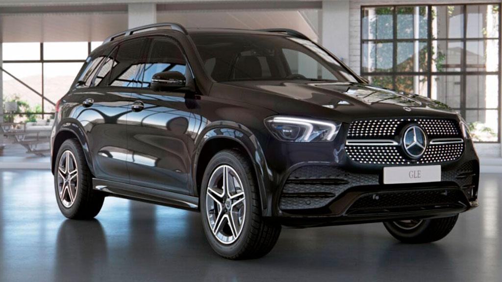 Mercedes-Benz GLE 0952601111