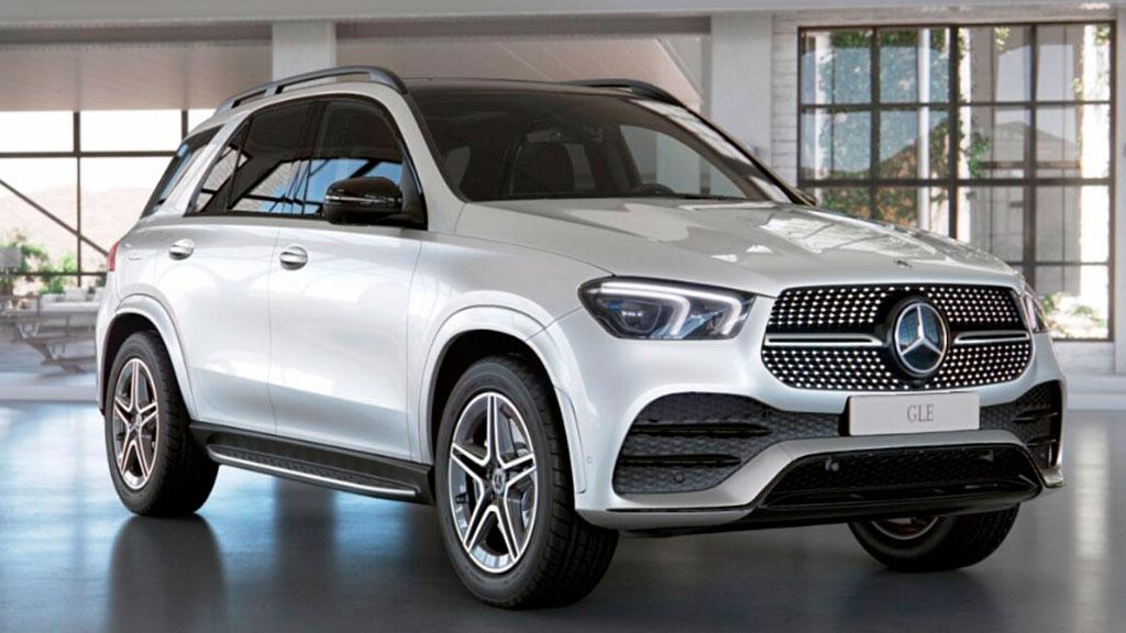 Mercedes-Benz GLE 0952613009