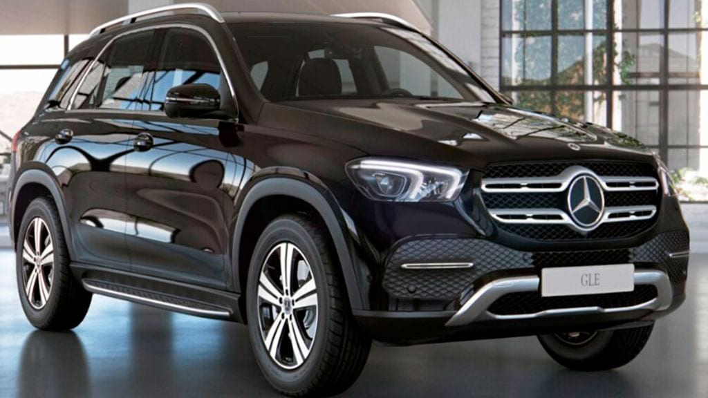 Mercedes-Benz GLE 0952614055