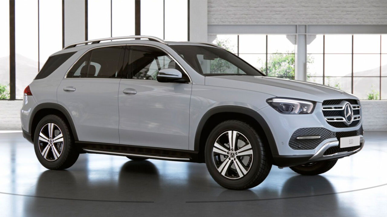 Mercedes-Benz GLE 0952632007