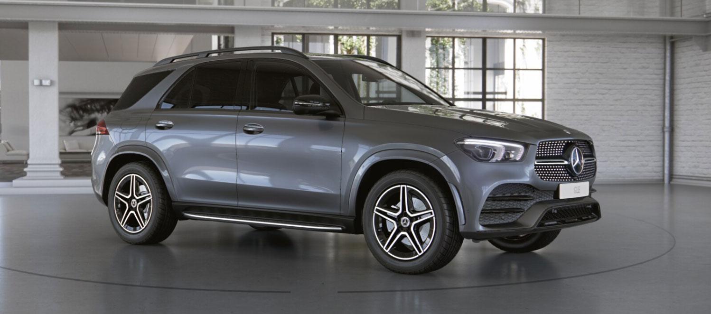 Mercedes-Benz GLE-Class 0952632009