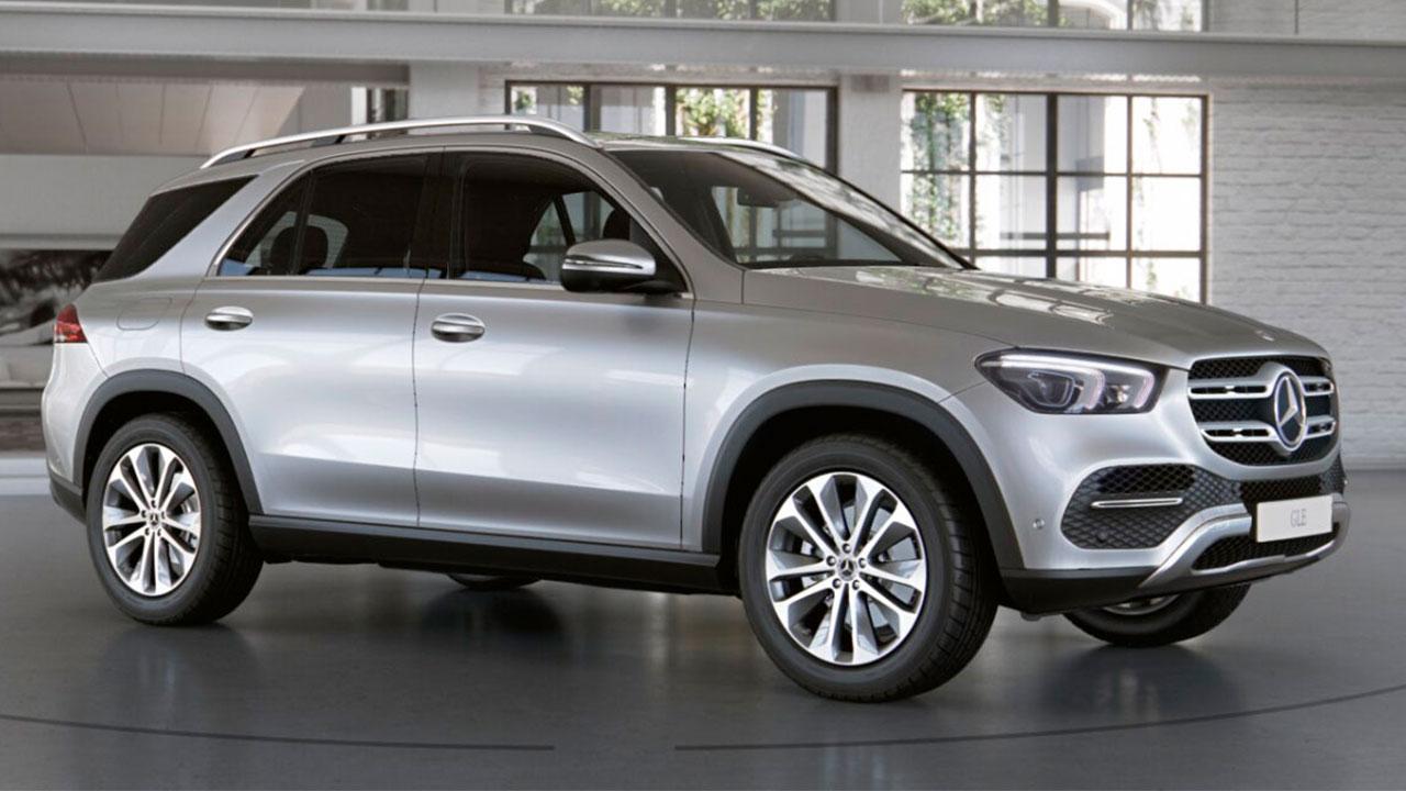 Mercedes-Benz GLE 0952632012