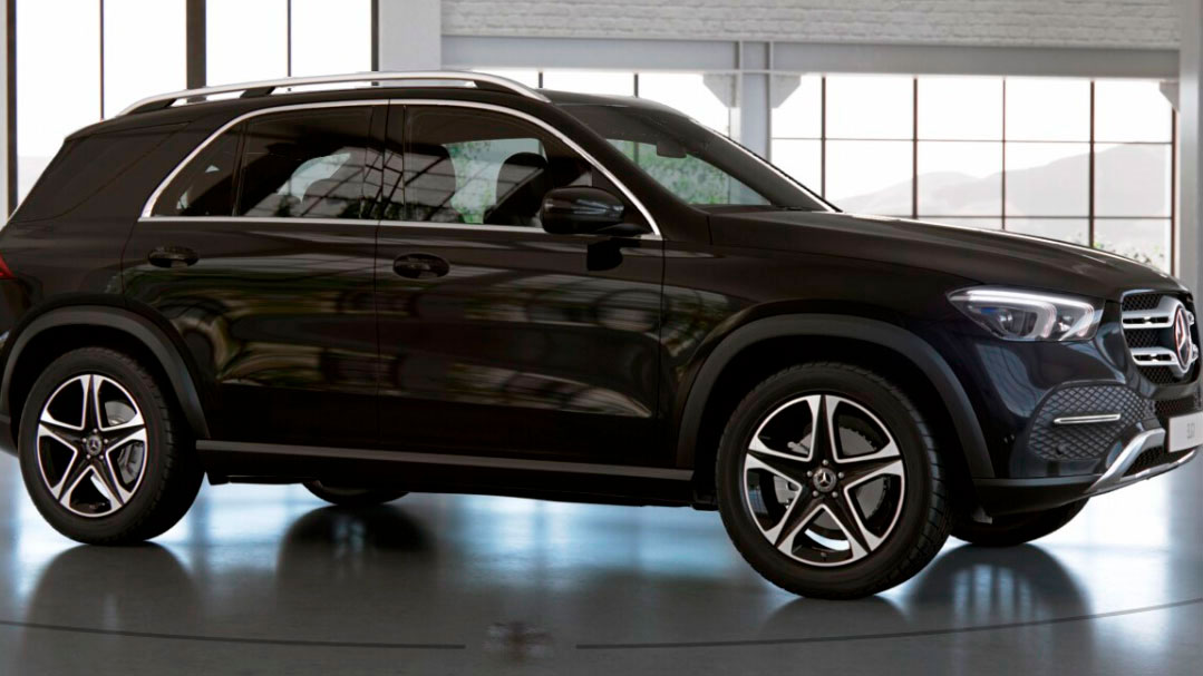 Mercedes-Benz GLE 0952632015