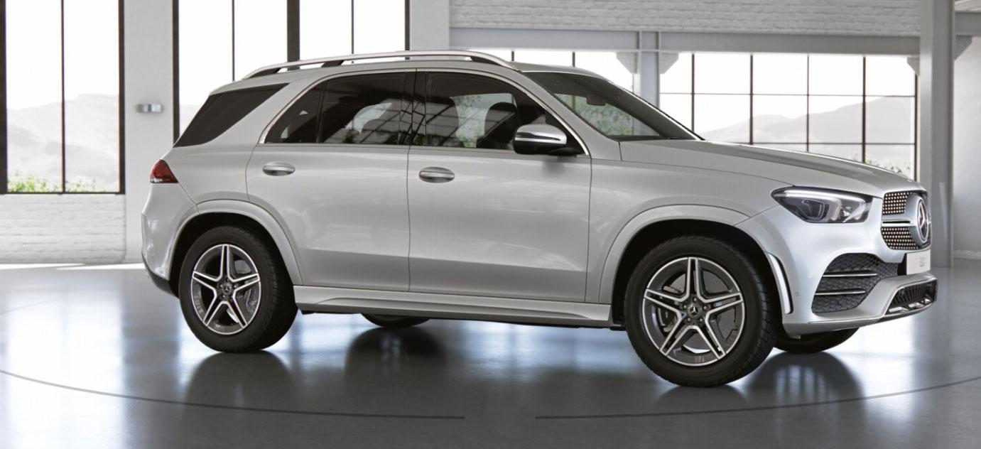 Mercedes-Benz GLE-Class 0952632017