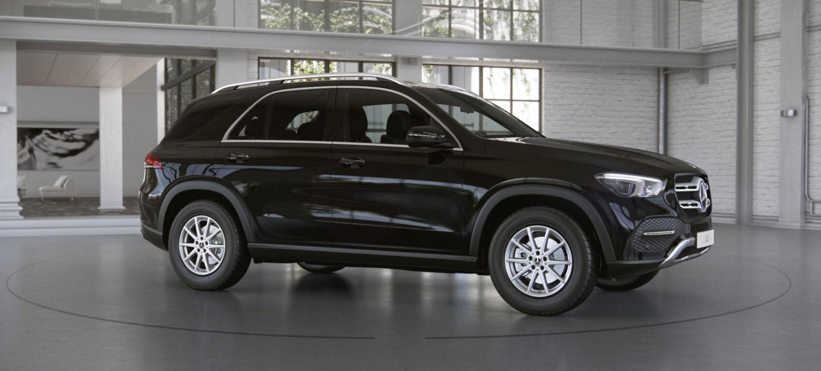 Mercedes-Benz GLE-Class 0952632021