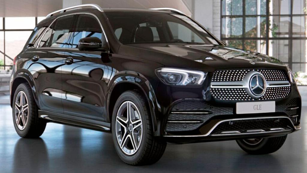 Mercedes-Benz GLE 0952632050