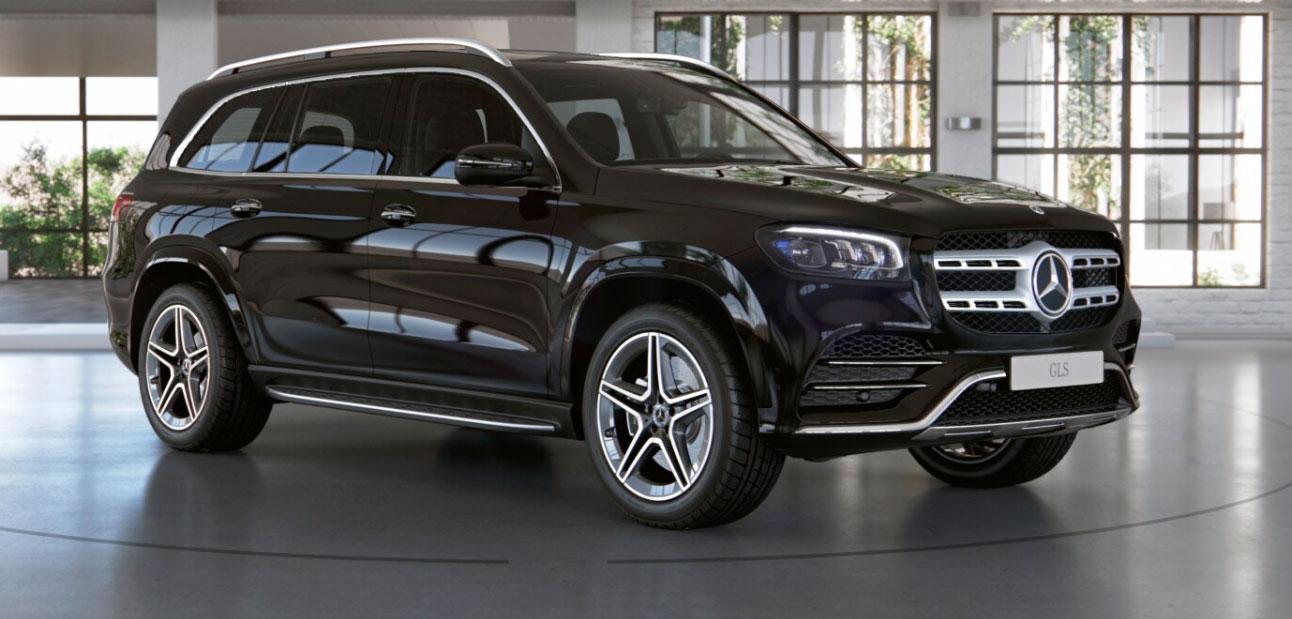 Новый Mercedes-Benz GLS-Class 0052601086