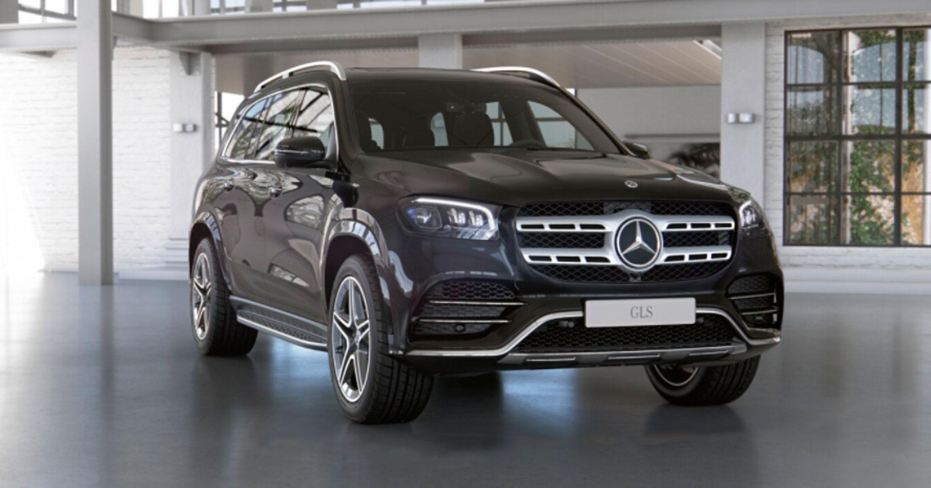 Mercedes-Benz GLS-Class 0152601330