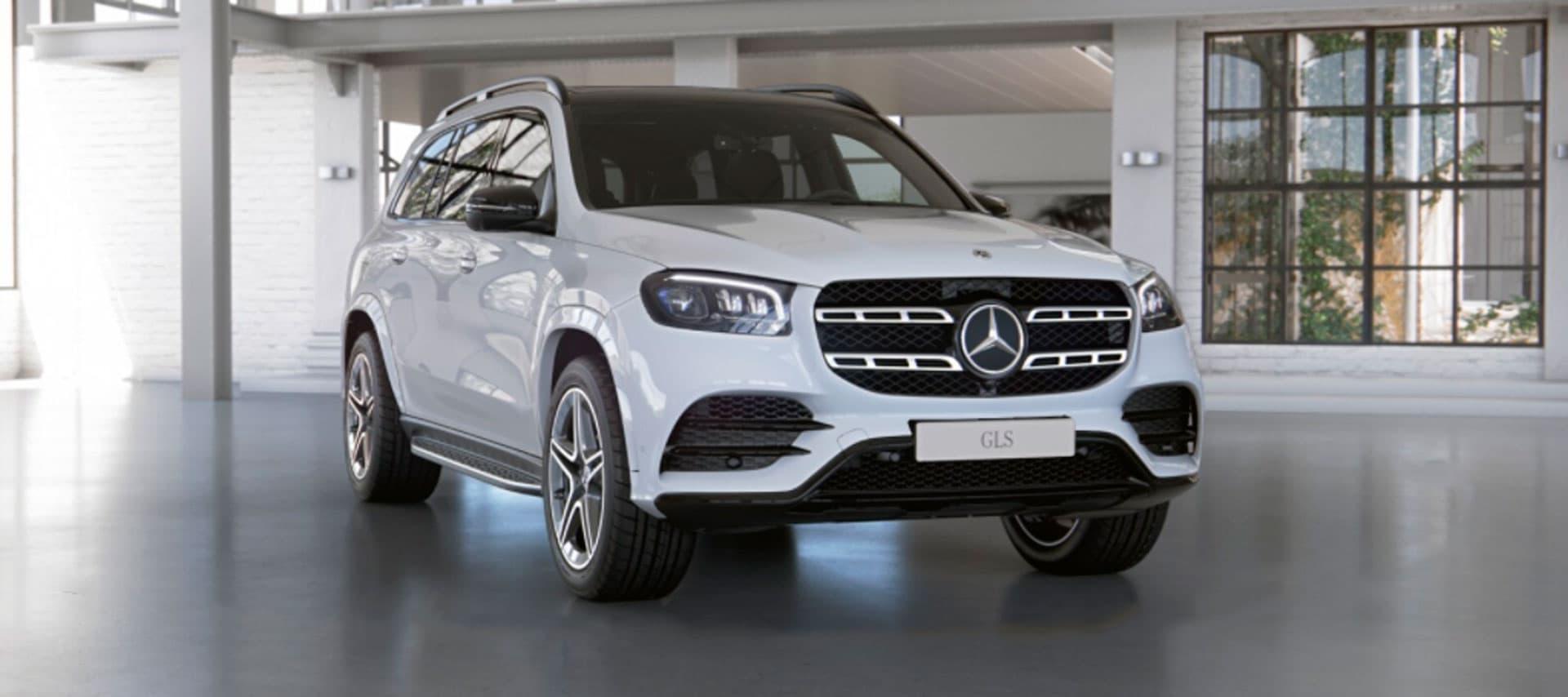 Mercedes-Benz GLS-Class 0152606055