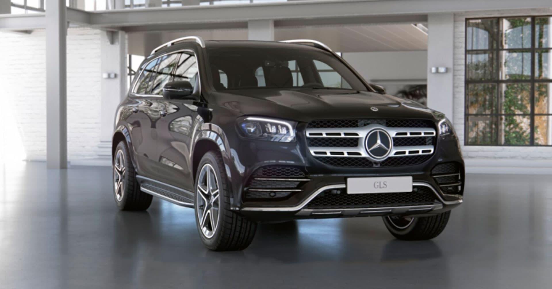 Mercedes-Benz GLS-Class 0152607065