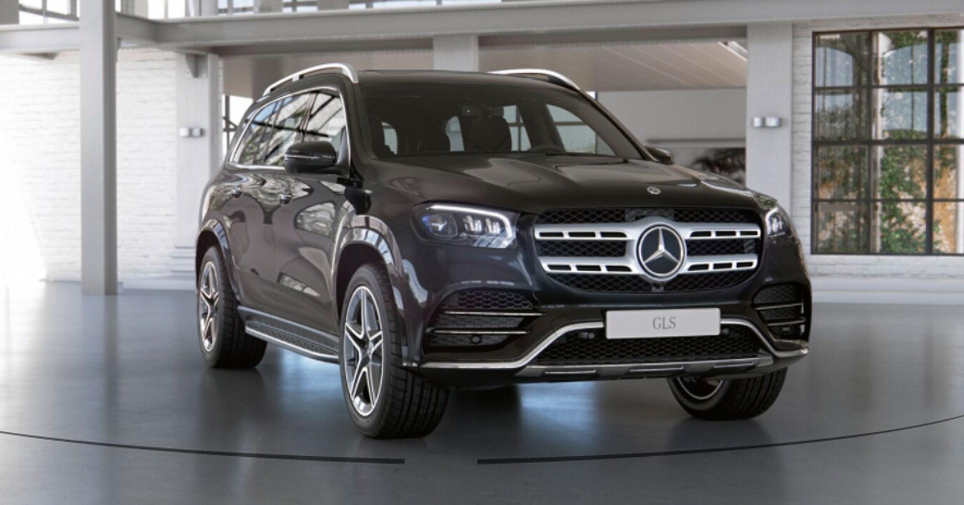 Mercedes-Benz GLS-Class 0152632032
