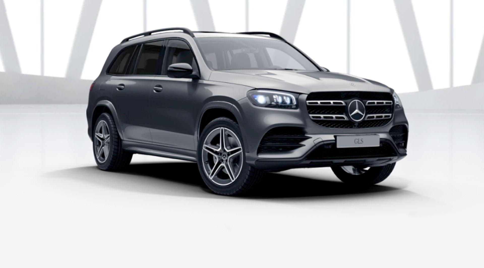 Mercedes-Benz GLS-Class 0152632045