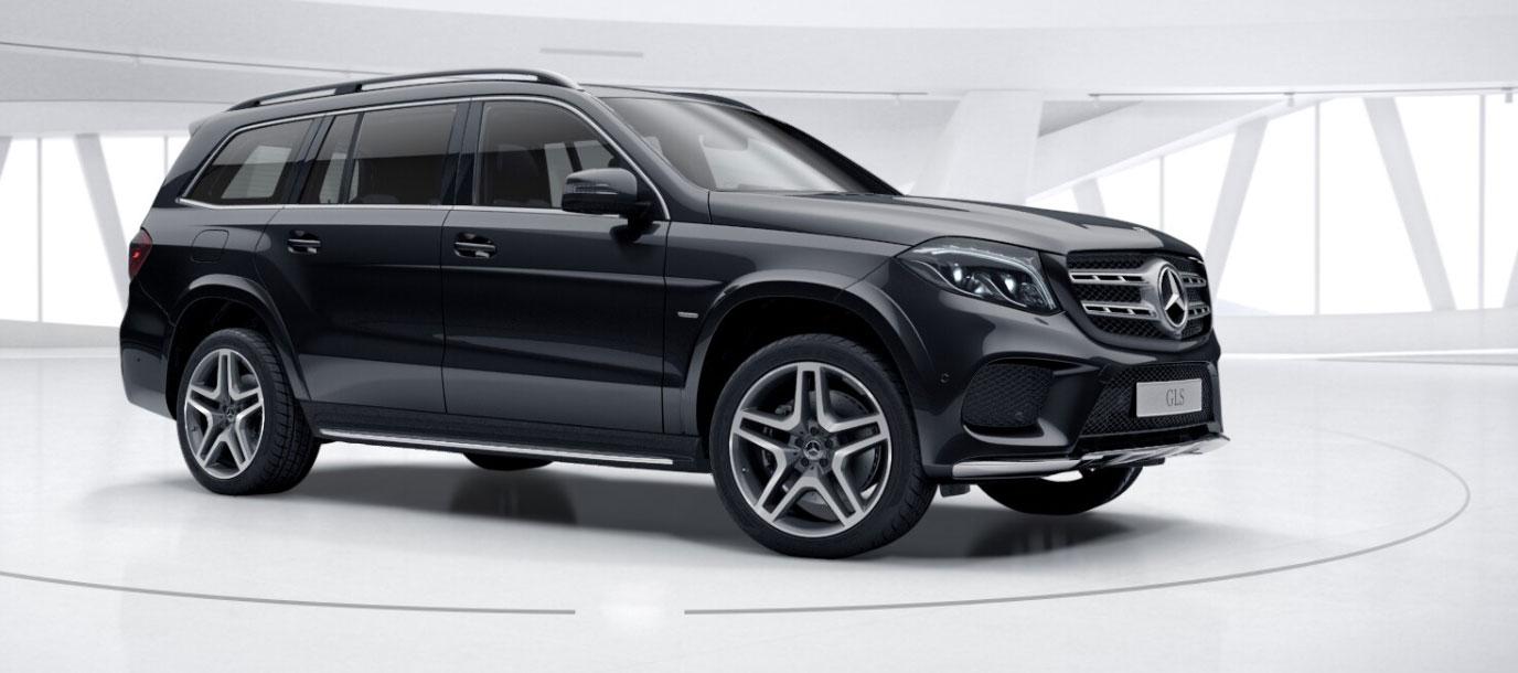 Mercedes-Benz GLS-Class 0852600865