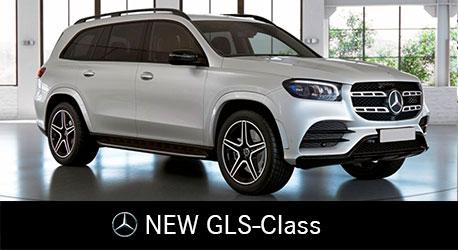 Новий Mercedes-Benz GLS-Class 2019 0952600295