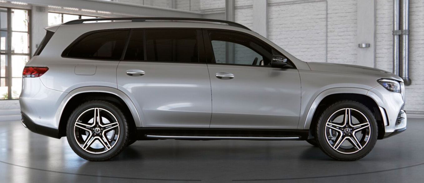 Mercedes Benz GLS 2019